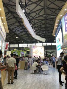 中国上海ペット博覧会②